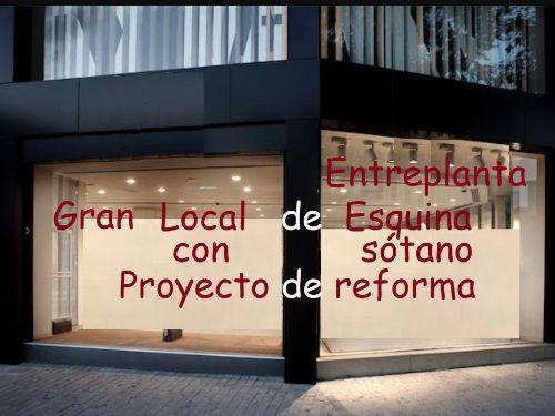 Local comercial en esquina de 252 m² en Bº Hispanoamérica