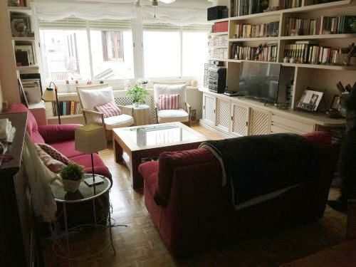 Bº Salamanca – Lista, piso de 3 dorms. 116 m². Plaza de garaje