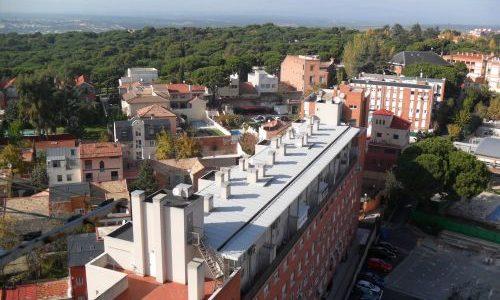 Planta 13ª en Moncloa – piso de 3 dorms.