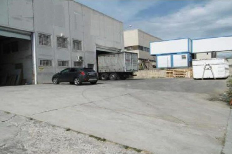 Nave en Colmenar Viejo (Madrid) de 2.500 m²