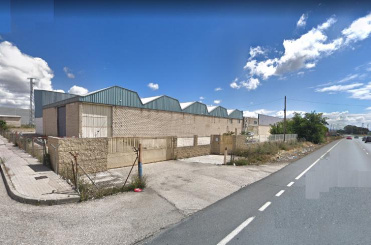 Nave en Seseña (Toledo) de 5.000 m², parcela de 9.800 m²