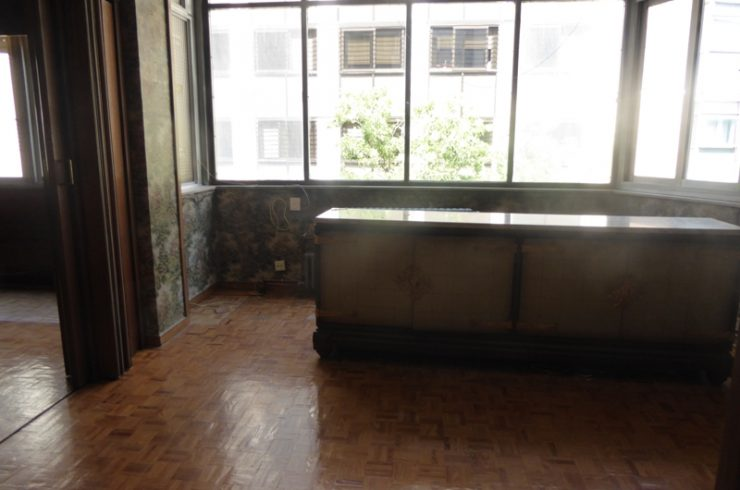 Piso SEGREGABLE en calle Ayala, 190 m². Trasteros