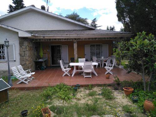 Chalet indpte. en Los Arroyos-El Escorial – 257m² y 1.974 m² pla.