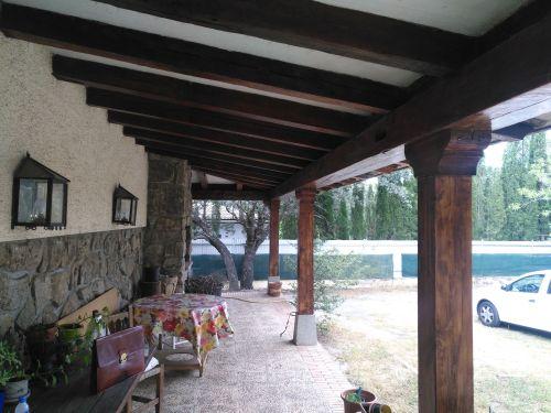 Chalet en Los Arroyos-El Escorial 530m², pla. 2.008m² – embalse Valmayor