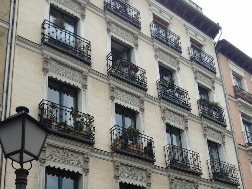 Ático-dúplex exterior en Bº Malasaña (Universidad), 130 m²