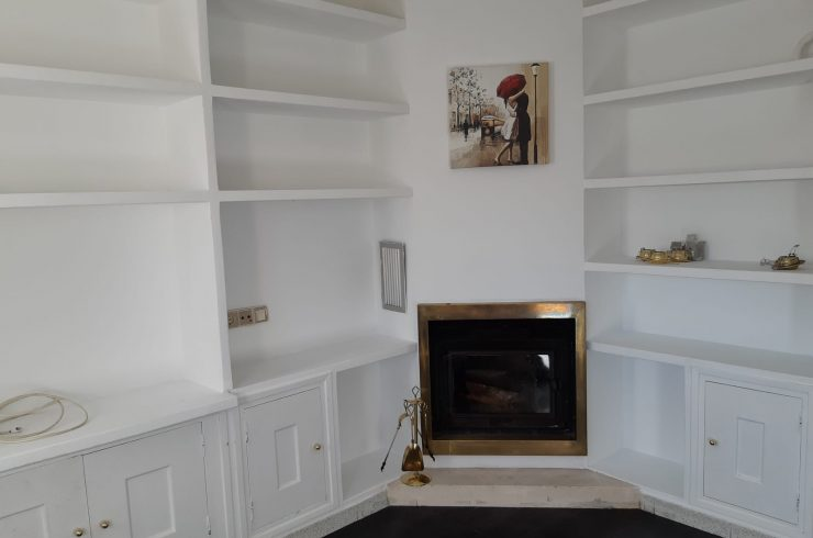Alquiler de apartamento en Bº Adelfas-Retiro 50 m²