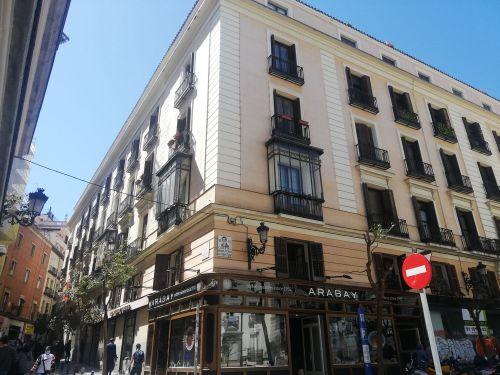 Oficina en Puerta del Sol – 108 m² exterior