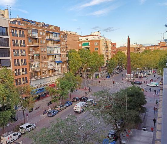 Arganzuela-Madrid Rio – piso de 120 m² con garaje